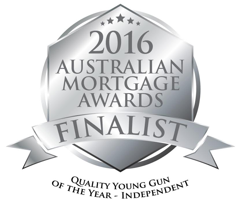 2016 Australian Mortgage Awards Finalist Steven Ryan